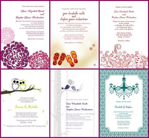 photo about Printable Invitations Kits identified as Wedding ceremony invites towards Printable Invitation Kits - Totally free