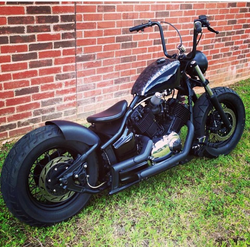 Custom 2000 Yamaha Roadstar 1600 Build By Envied Cycles Retro Motorcycle Harley Bobber Yamaha Motorcycles