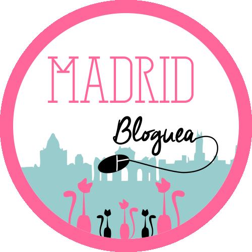 Logo MadridBloguea