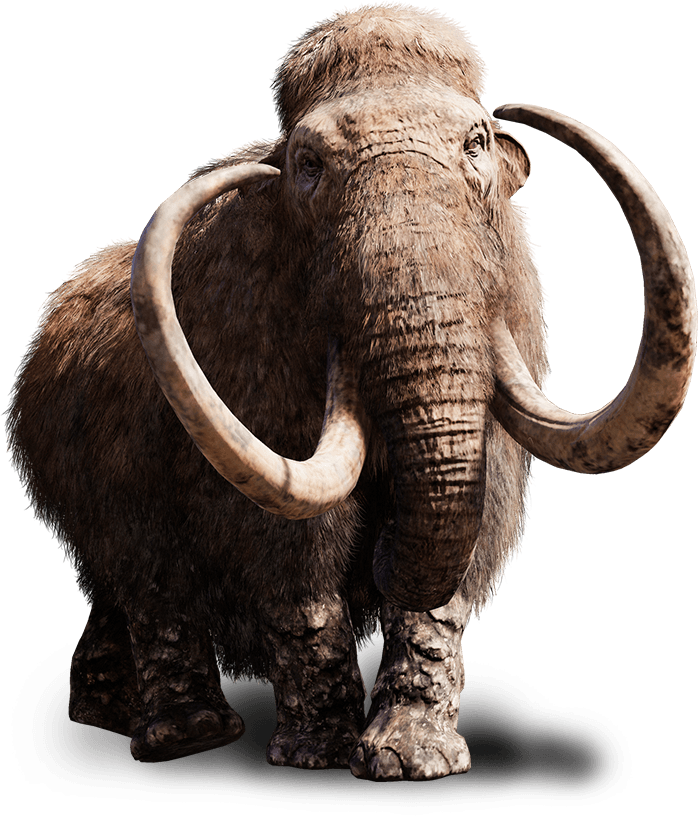 Far Cry Primal Mammoth Png Png Image 698 816 Pixels Scaled 86 Far Cry Primal Mammoth Prehistoric Animals
