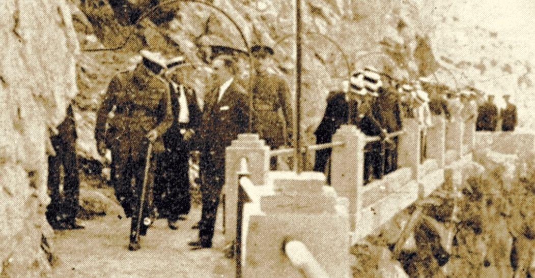 HISTORIA del CAMINITO DEL REY: Málaga Desconocida. | Curiosos Incompletos