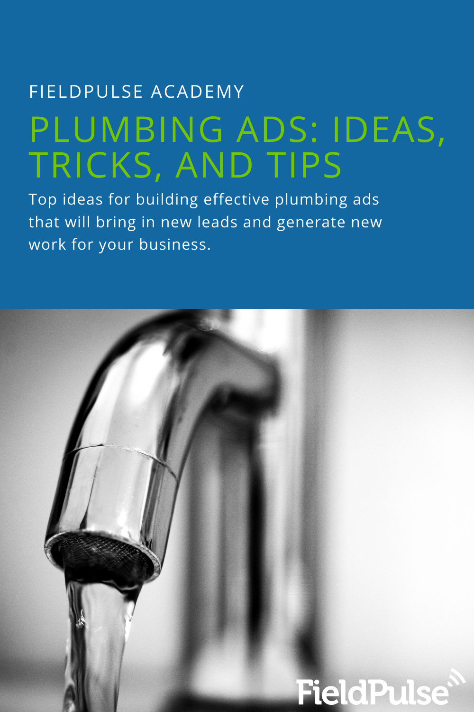 Plumbing Ads In 2020 Plumbing Ads Digital Strategy
