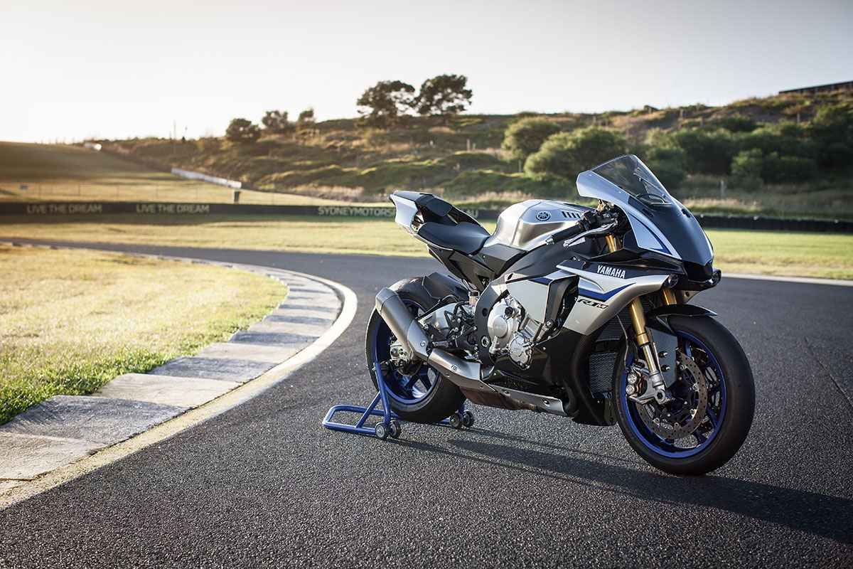 2015 Yamaha R1 and R1M | FIRST RIDE | Motorcyclist | R1M | Pinterest