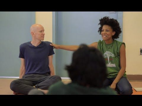 Yoga Behind Bars: Teaching Mindfulness in a Juvenile Detention Center