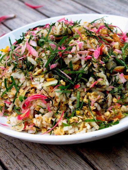 Frozen Wings Nasi Ulam Nyonya Herbed Rice Nyonya Herbed Rice Feel Good Food Asian Cooking