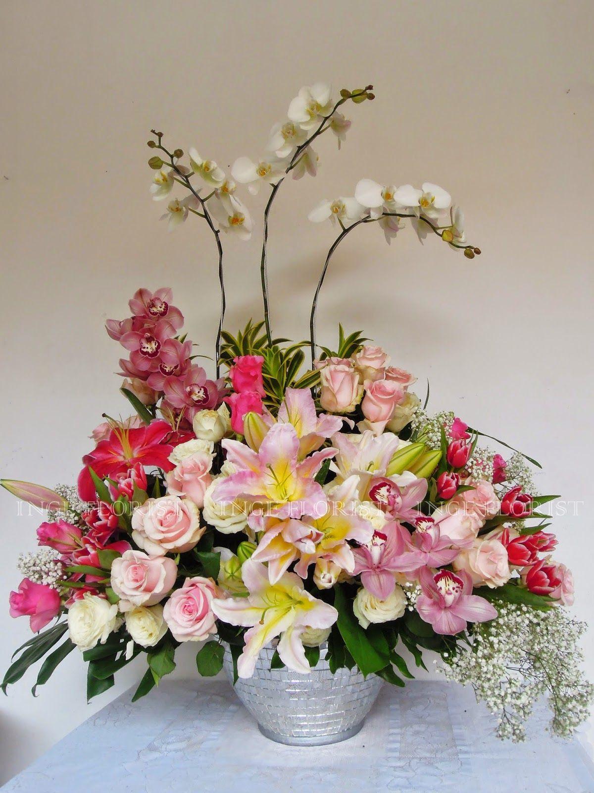 Florist Kencana Toko Bunga Bandung Murah Menyediakan Jasa Produksi