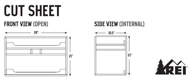 DIY行動廚房 小套房也適用 | 大人物
