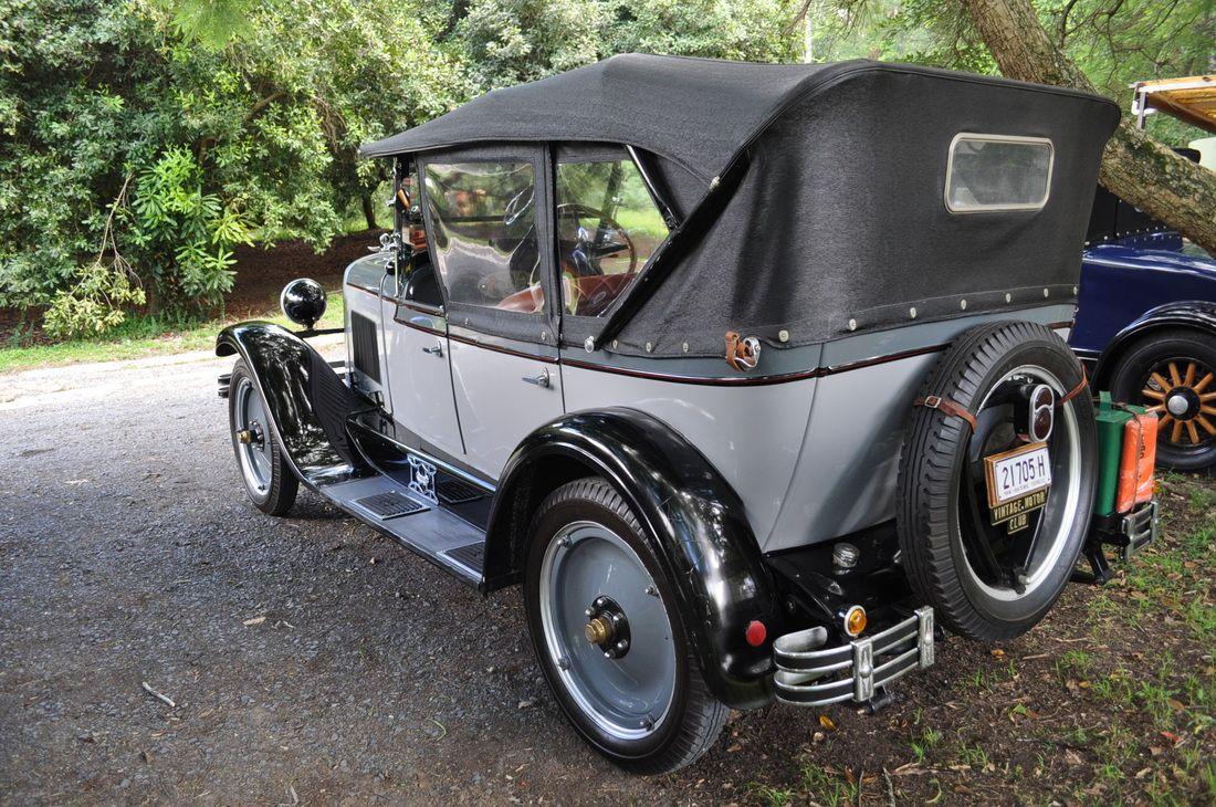 1928 Chevrolet AB National Tourer - Vintage Motor Club, NSW ...