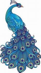 21efbad2ead Image result for peacock clipart dress