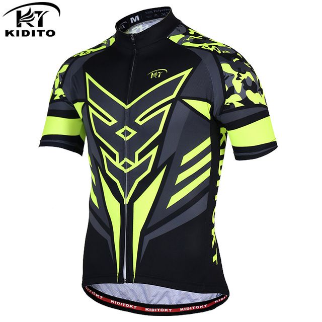 Kiditokt kidito ciclismo jersey mtb bicicleta clothing uniformes ropa bike  wear maillot roupa ropa de ciclismo de verano 491ac206e