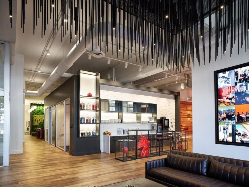 Vocon Completes A Redesign Of Its Cleveland Headquarters Design