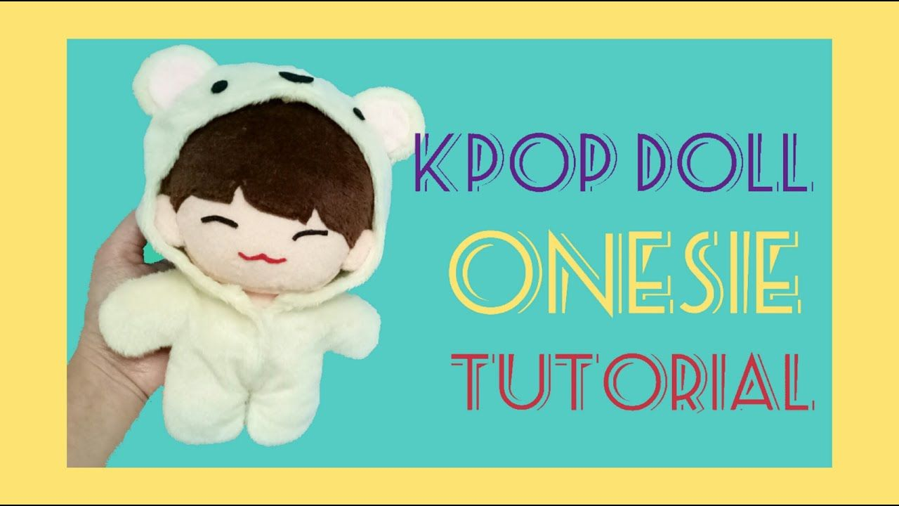 Kpop Doll Clothes Tutorial Make Your Own Kpop Doll Clothes Cute Onesi Doll Clothes Tutorial Dolls Clothes Diy American Girl Doll Clothes Patterns