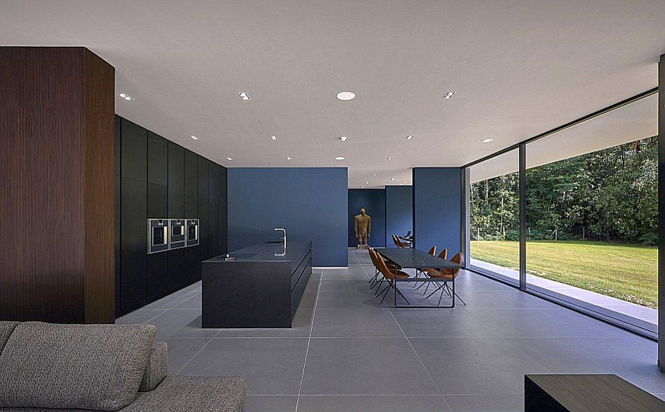 grand design features biggest house | kitchens and eating areas