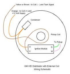 Gm Hei Distributor And Coil Wiring Diagram Yahoo Image Search Results Mecanica