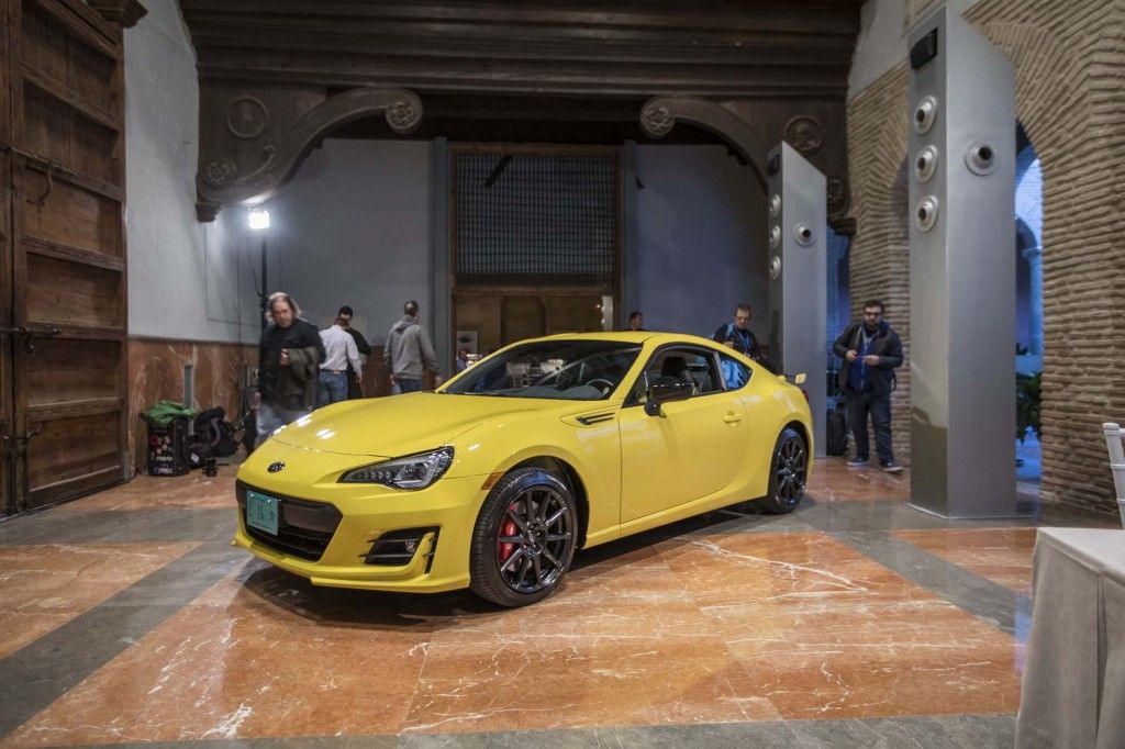 2017 Subaru BRZ Review, Specs, Price and Release date