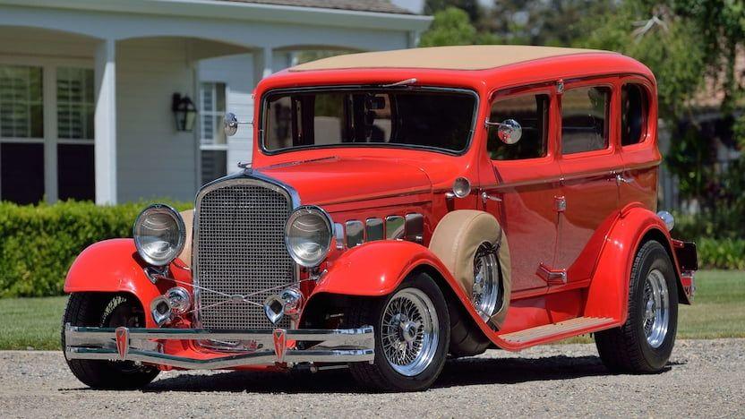 1931 Hudson Sedan Street Rod F136 Phoenix • Glendale