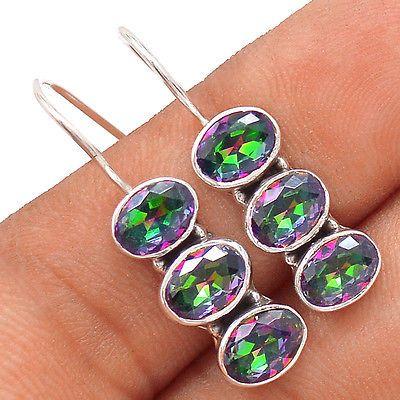 Rainbow Topaz 925 Sterling Silver Earrings Jewelry SE119253 https://t.co/HxHtCzFg0M https://t.co/WFHRdzRfui