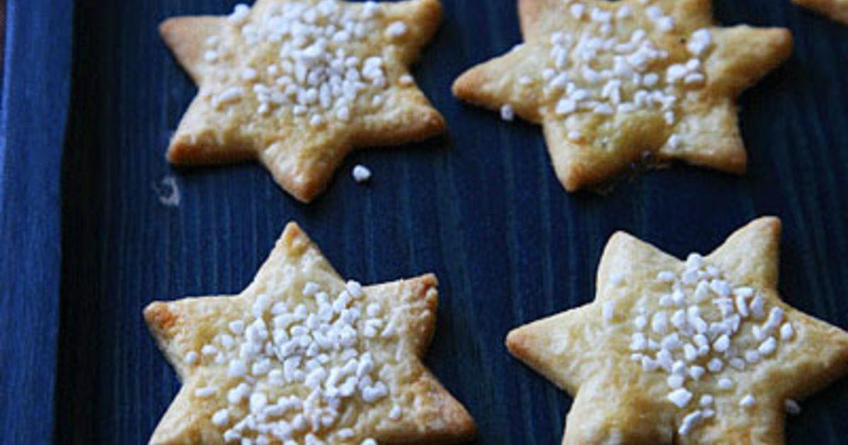 Swedish Shortbread Cookies Recipe in 2019 Cookie recipes