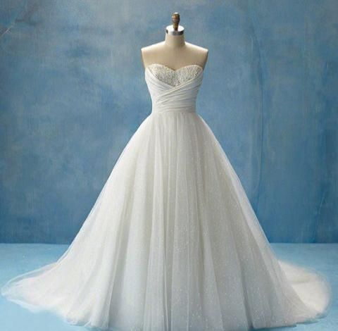 Disney Cinderella Dress | Wedding Dress Ideas | Pinterest | Wedding ...