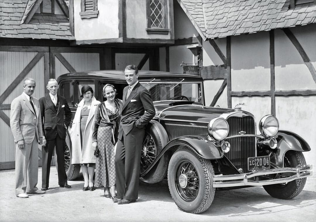 Pin on Lincoln 1930's