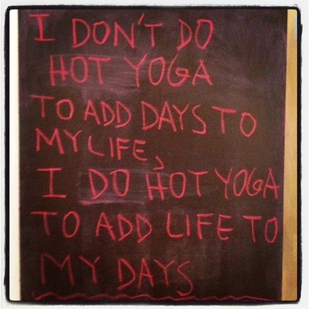 #hot #yoga #energy