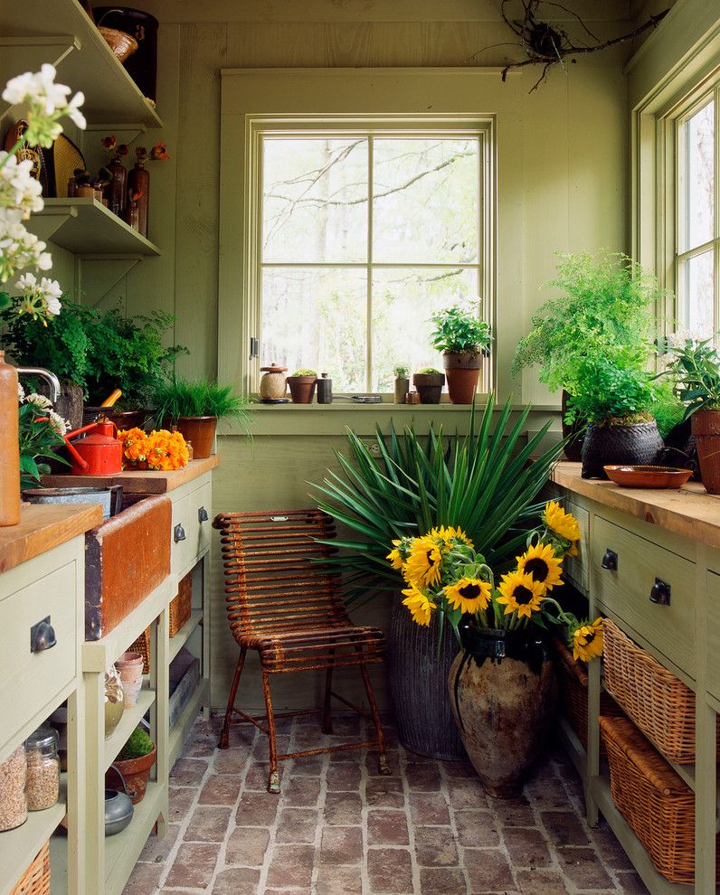Transform Your Sunroom into Your Own Winter Garden   Historical ...