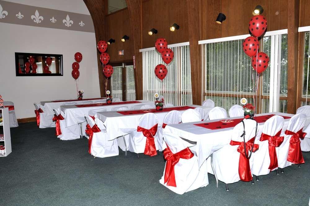 Ladybugs Birthday Party Ideas Birthday party ideas and Birthdays
