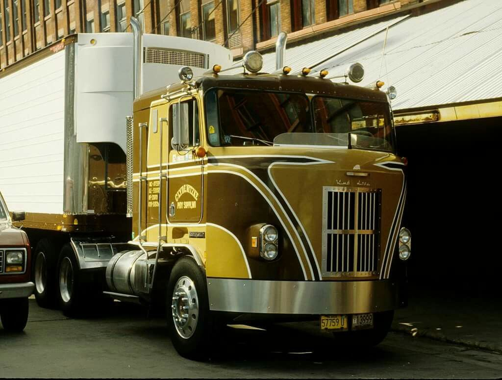 Cool semi trucks 1949 kenworth k100c cabover truck w sleeper for sale at truckpaper bad ass trucks pinterest semi trucks rigs and biggest