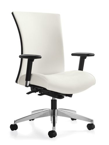 Charmant Vion High Back Weight Sensing Office Chair 6331 8 By Global