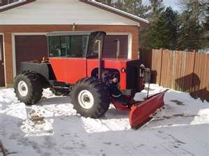 Pin by Mallie Marcin on snow plows Pinterest Tractor