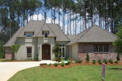 French country louisiana homes for sale french country for New country homes
