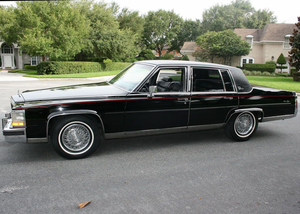 View 1986 Cadillac Coupe Deville