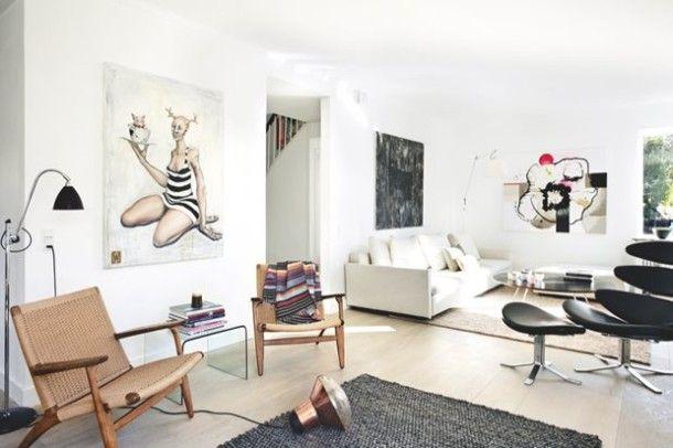 Comfy living | Wohnzimmer | Pinterest | Copenhagen, Interiors and Modern