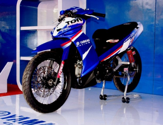 Modifikasi Yamaha Fizr Road Race Desain Yamaha Road Racing Racing