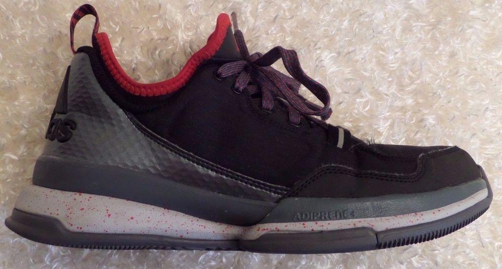 Adidas Damian D Lillard Nero / Onix Uomo S85492 8 Basket