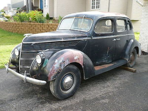 Ford other standard 1938 ford 4 door sedan suicide door for 1938 ford 4 door sedan