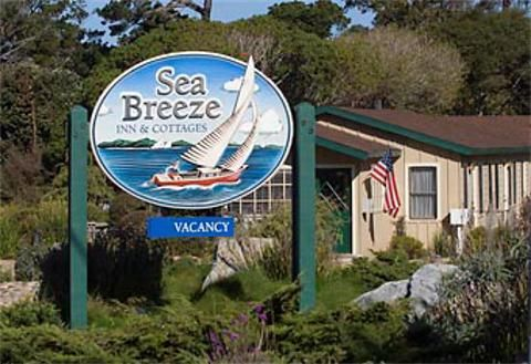Superb Delightful Sea Breeze Inn And Cottages In Pacific Grove Ca Download Free Architecture Designs Scobabritishbridgeorg