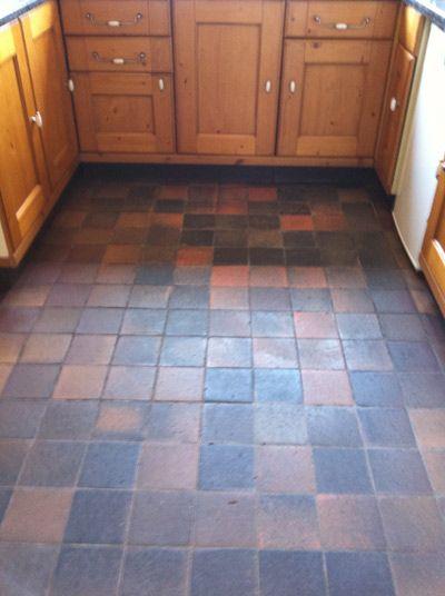 Quarry Tiles Flooring House Pinterest
