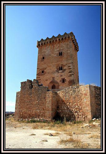 Castillo de Godojos, Godojos,Zaragoza, España