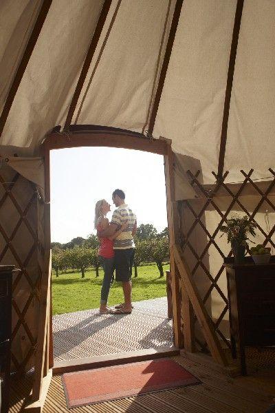 camping pour tente en irlande