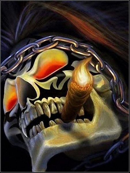 super mortal terror imagens de caveiras skulls pinterest