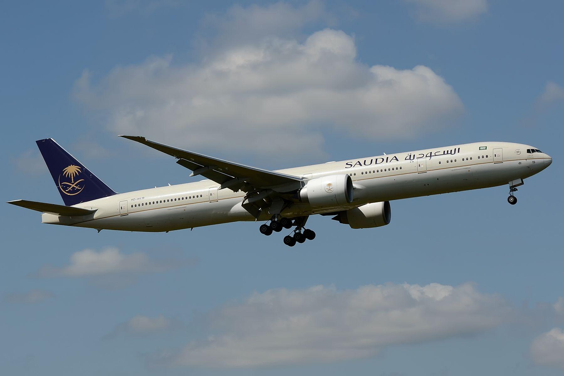 الخطوط السعودية Online Tickets Passenger Passenger Jet