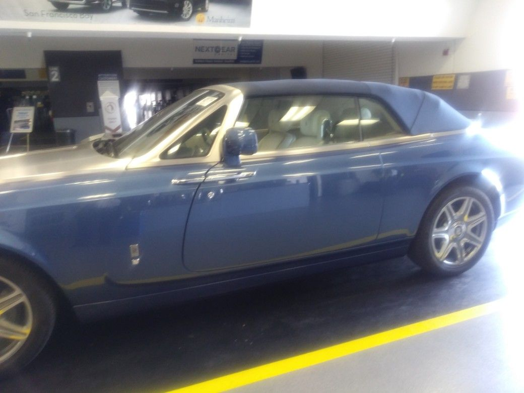 2014 Rose Royce Car, Rose royce, Royce