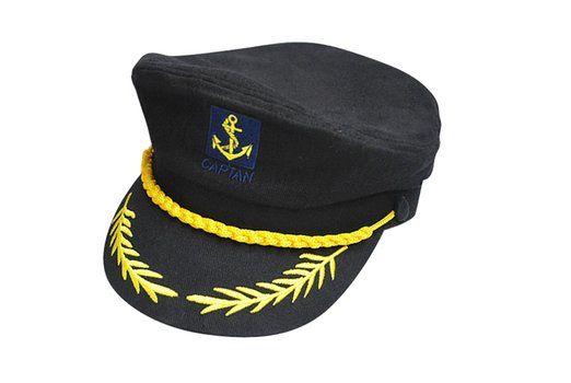 magasiner pour le meilleur Nouvelles Arrivées Vente SHINA Chapeau Casquette broderie Marine Marin Capitaine ...