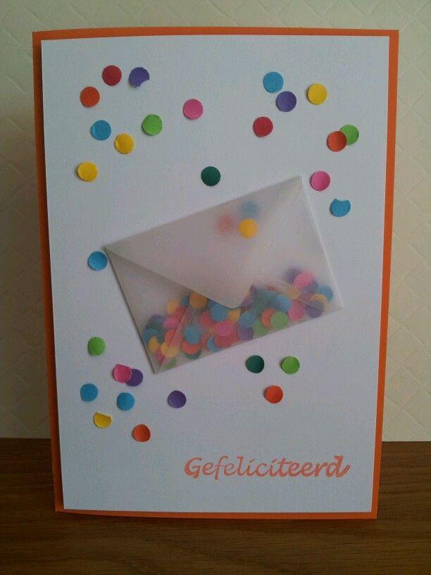 Verjaardag Meisje Zelfgemaakte Kinderkaarten Pinterest