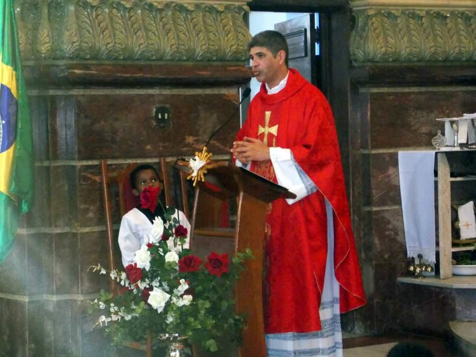 Festa de São Sebastião / Almoço, Carreata e Missa das 18:00hrs