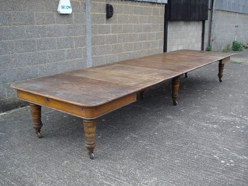 huge antique dining table yes please house victorian dining rh pinterest com