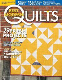 5 Days of Best Modern Quilts Blog Tour – Day 5   Inside Quilters ... : best modern quilt blogs - Adamdwight.com