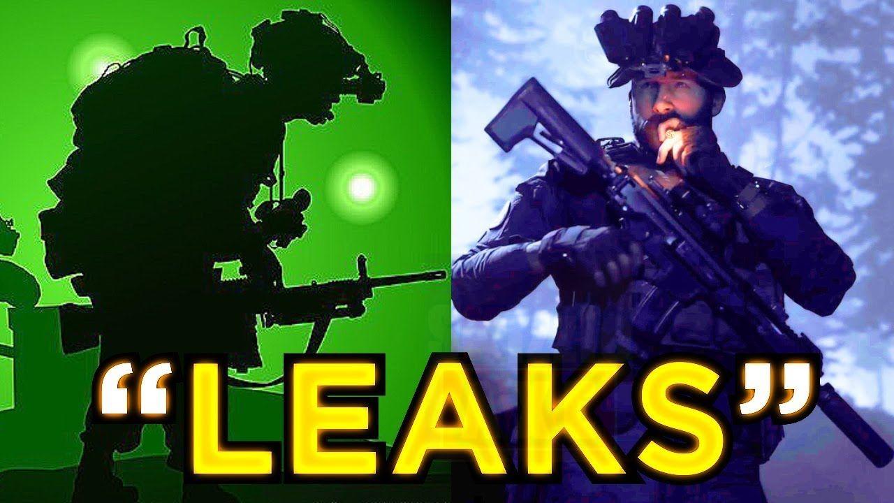 Modern Warfare Gameplay DATE - MW4 CO-OP MODE LEAKS (Modern