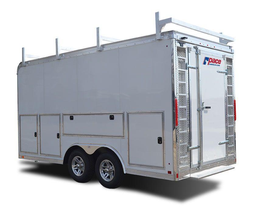 CONTRACTOR TRAILER Work trailer, Mobile